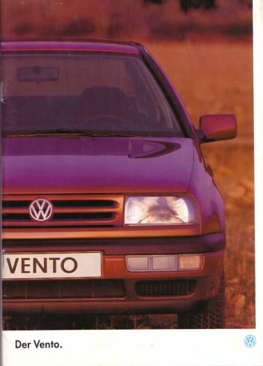 Der schlichte Vento von 1994