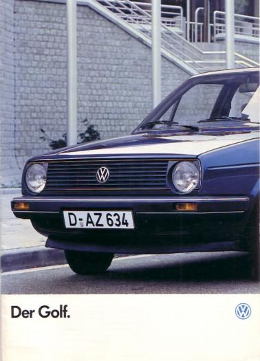 Der unspektakuläre Golf wurde ein Millionseller (1985)