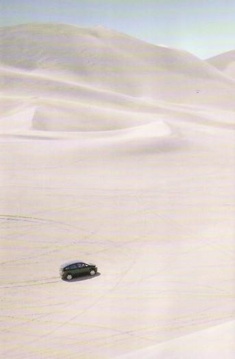 Der kleine A2 in der großen Wüste (2001)