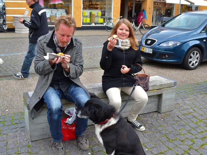 Grundnahrungsmittel in Dänemark