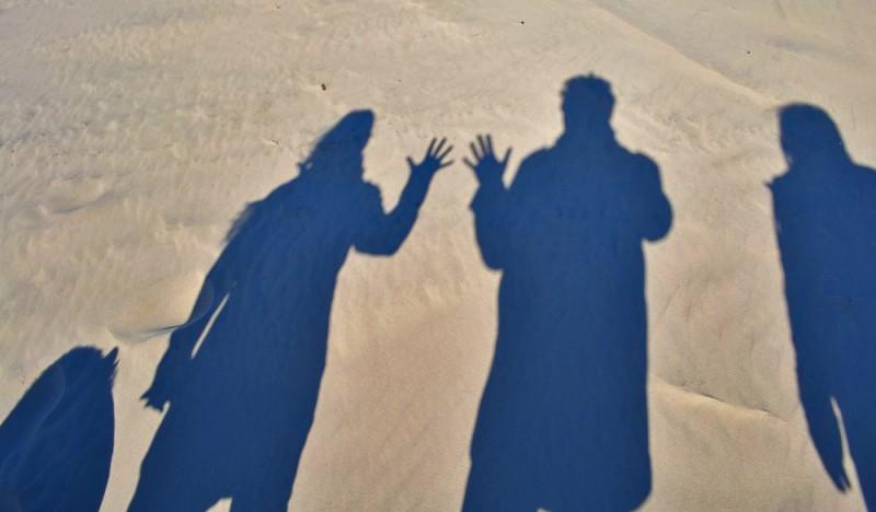 Die Schatten ihrer selbst