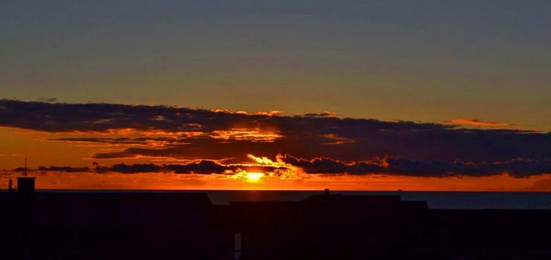 Gute Nacht Sonne