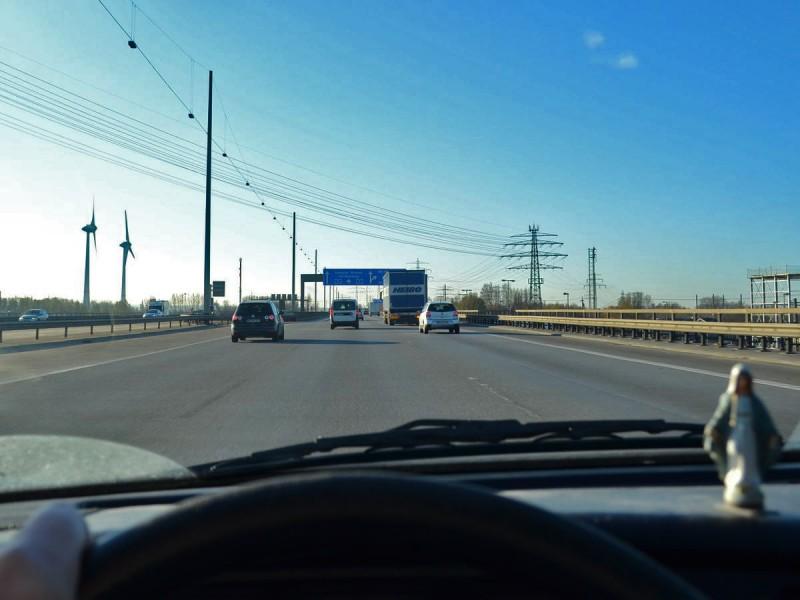 Der Highway im Norden liegt zu Füßen