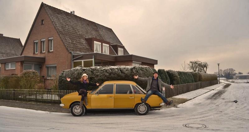 Driving home for Christmas...