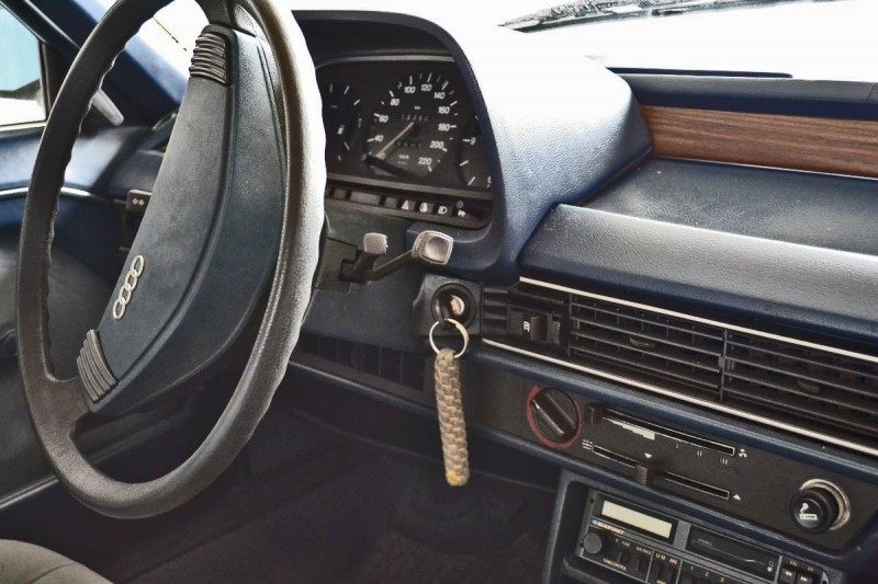 Von Null auf Audi 100 – Teil 2