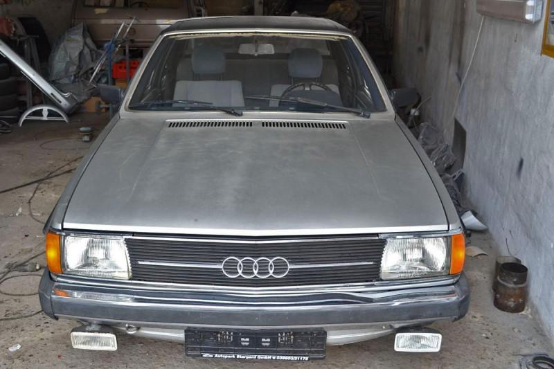 Ein erster Blick auf den Audi