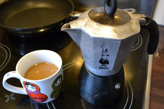 Kaffee für Freunde des Kaffees