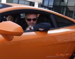 Ich mag orange