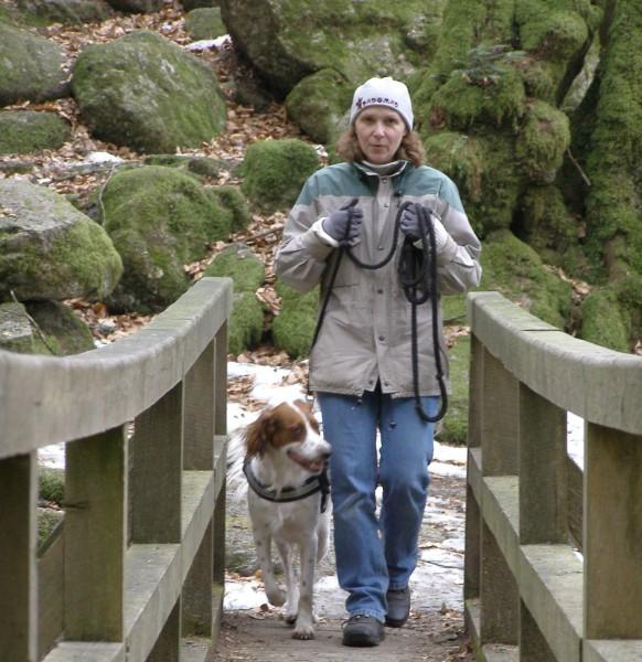 Unterwegs mit Hund