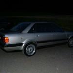 Der Erwerb unseres ersten Audi V8
