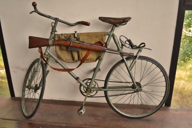 Das Fahrrad des Umberto...?
