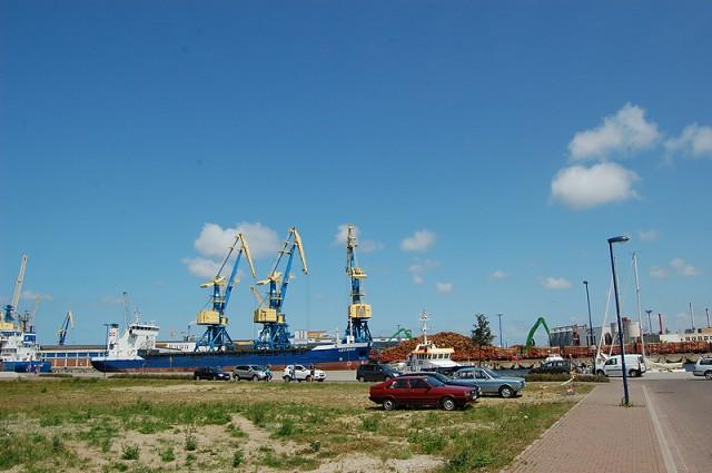 Hafen von Wismar
