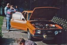 Audi 80 LS – totgestanden