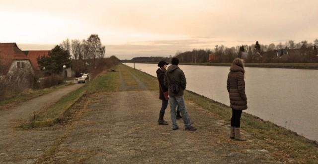 Was Berlin die Mauer war, war Uelzen der Kanal