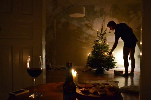 Weihnachten am 29.12.