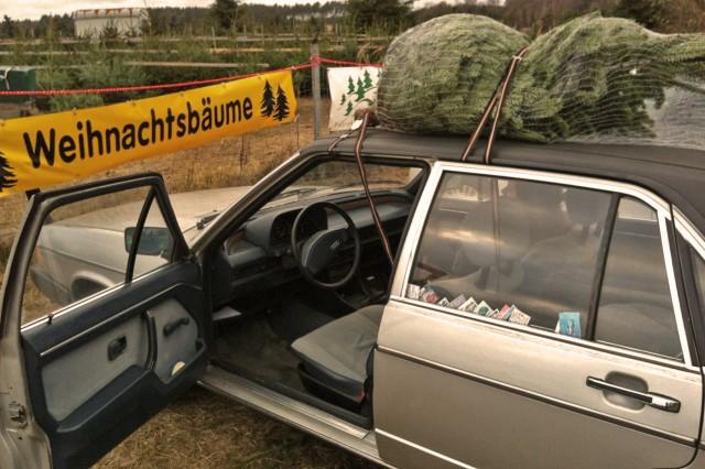 Weihnachten ist gerettet