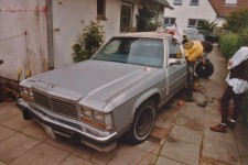 Ford LTD – meine kantige Couch