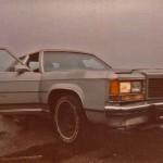 Ford LTD – meine kantige Couch