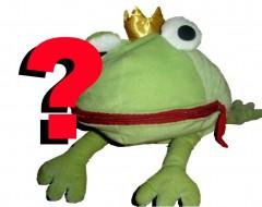 Fragen Sie den Frosch!