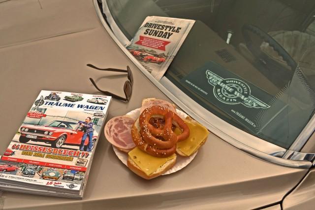 Frühstück und Drivestyle