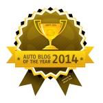 Auto Blog of the year 2014 – Katzen gehen immer.