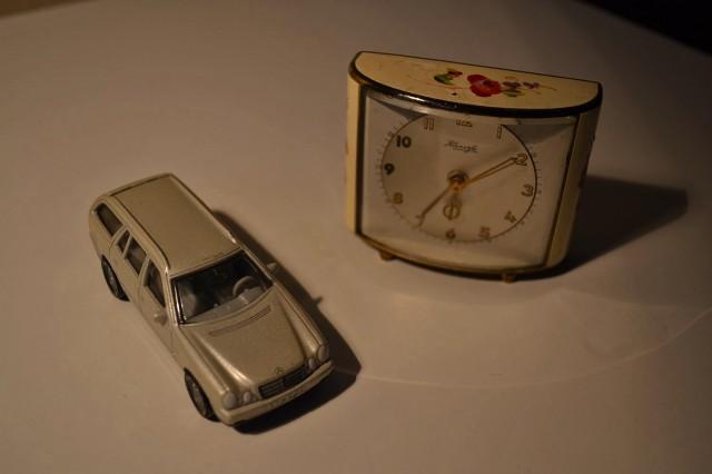Taxi und Tic Tac