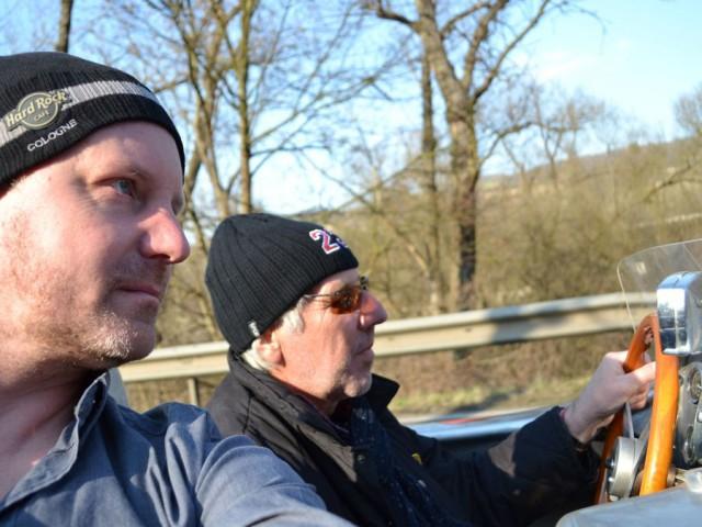 Racing am Rhein
