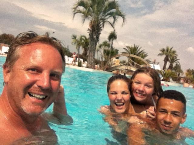 Familie Badefreud'