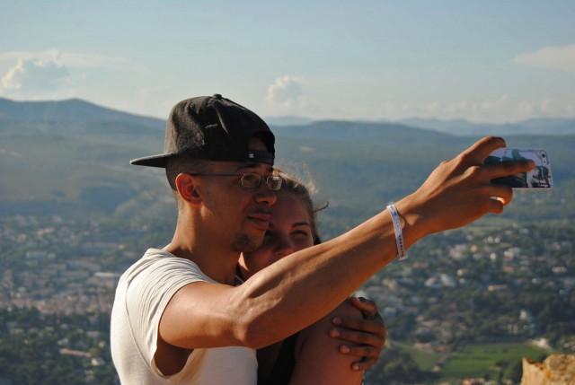 Selfie mit Tiefgang