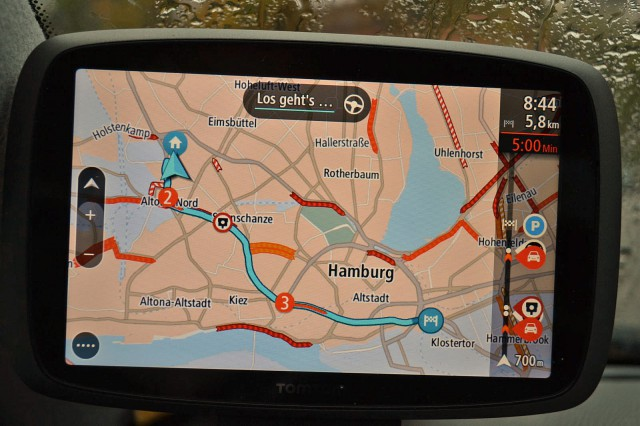 Was ist los in Hamburg?