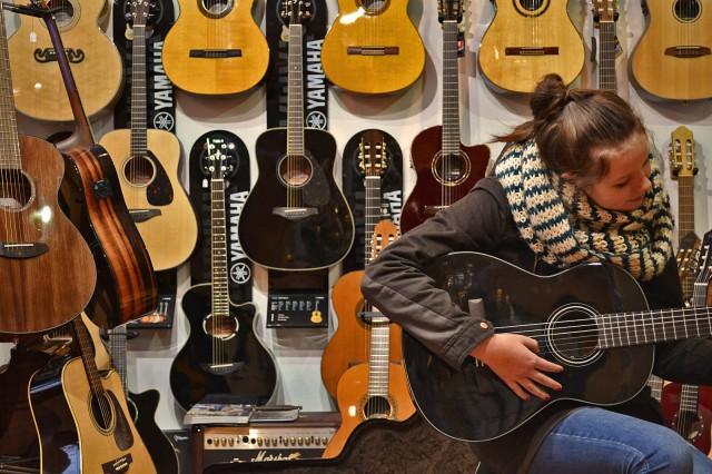 Ups? Aus Versehen eine Gitarre gekauft