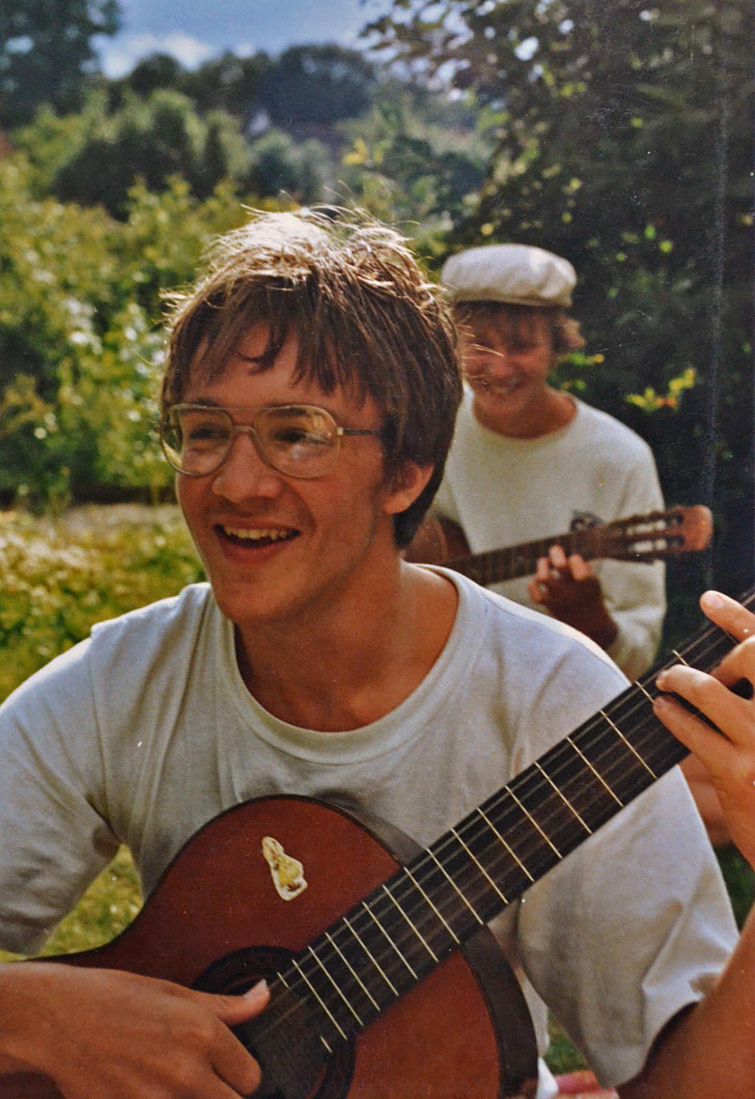 lustige Barden 1986