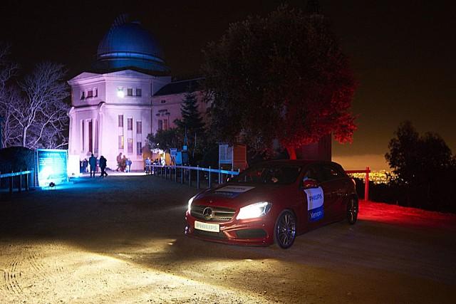 Am Observatorium