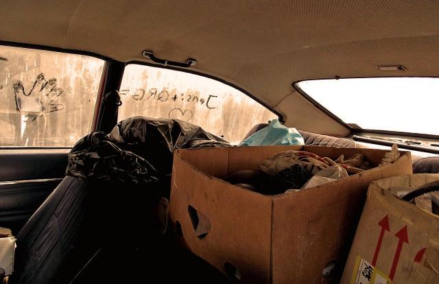 Ersatzteile rein und ab in die Garage