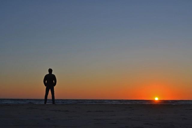 Pathos mit geradem Horizont