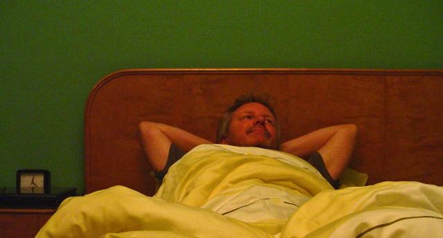 Omas Bett - klasse