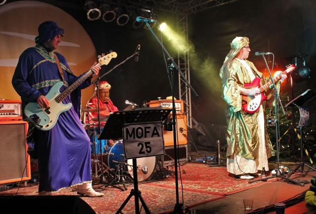 Die musikalischen drei Könige