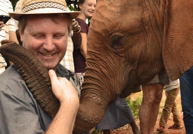 Ein Elefant vergisst nie