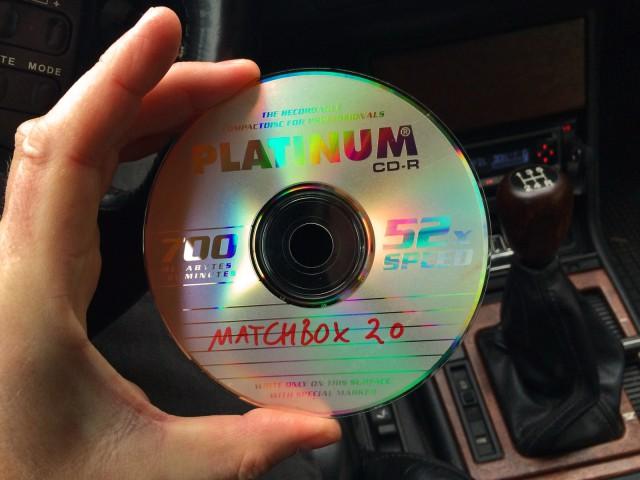 Mach's gut, CD.