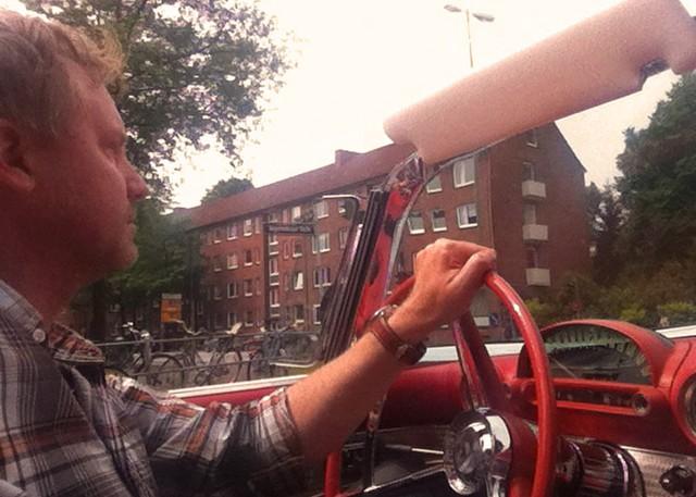 Cruising zur Burger Bude