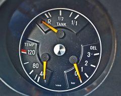 Tank, Temp, Oil. Reicht.