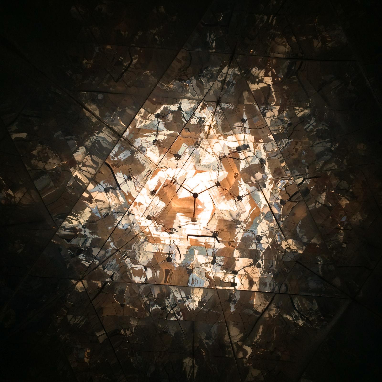 Ein Kaleidoskop der letzten Lichter