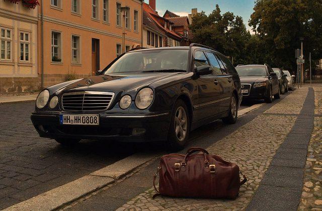 Gediegen im Daimler in den Harz
