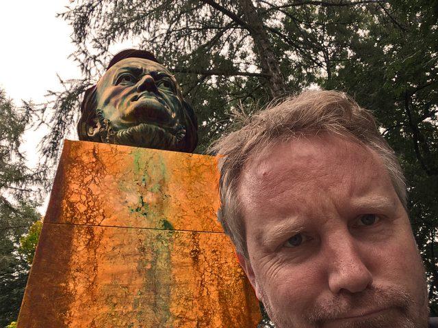 Richard und ich