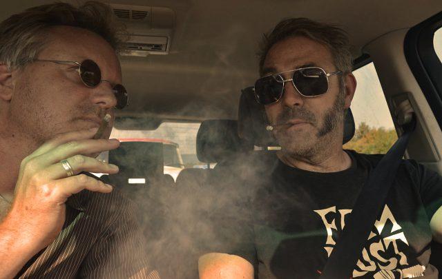 Ersma ne Rille. Rauchen hilft.