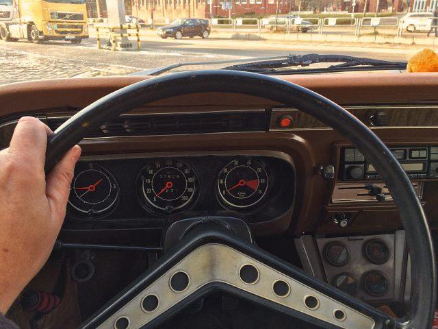 69er Mustang? Ja, ein bisschen...