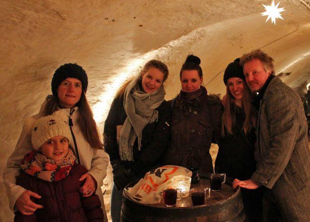 Unter der ältesten Weinhandlung