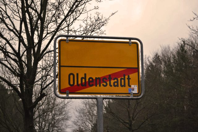 Auf ins Niemansland