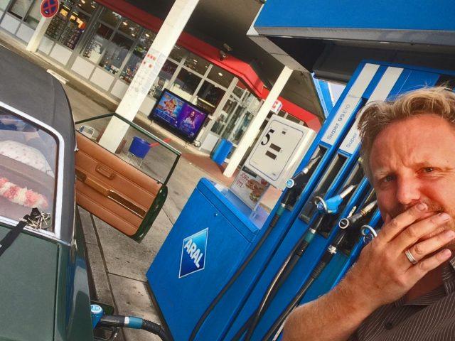 Was Benzin so kosten kann, Teil 1