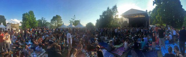 Entspannter kann kein Festival sein.
